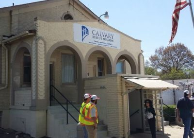 Calvary Rescue Mission