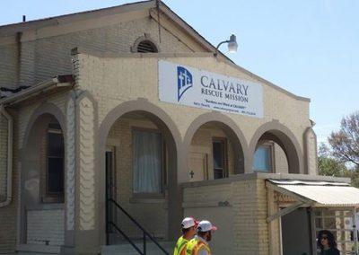 calvery